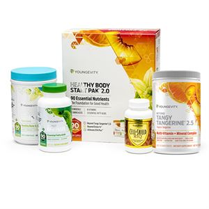 Picture of Healthy Body Athletic Pak™ 2.5